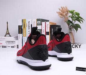 "Nike LeBron Witness 3 ""Red"" (40-46), фото 2"