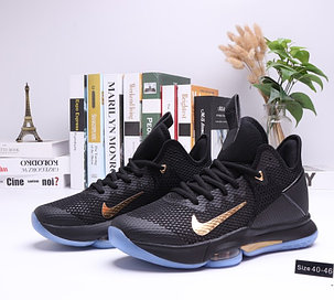 "Nike LeBron Witness 3 ""Black Gold"" (40-46), фото 2"