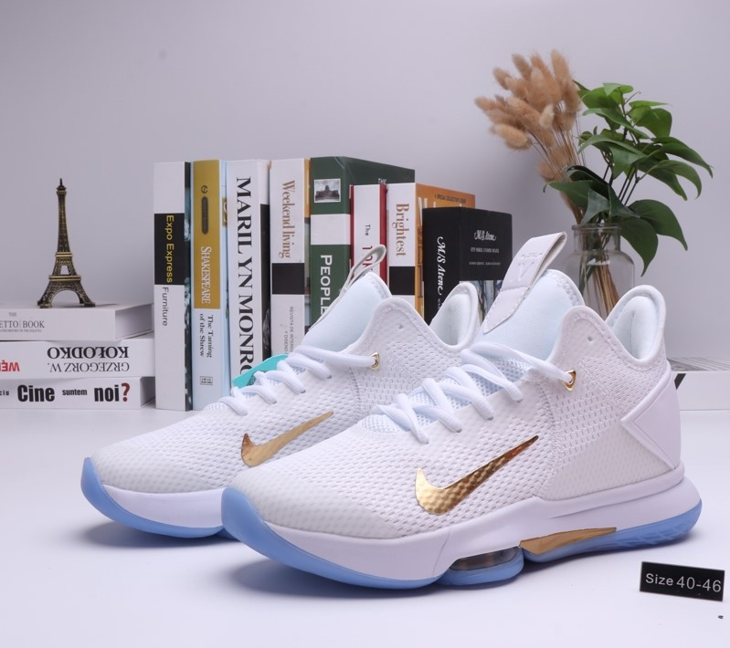 "Nike LeBron Witness 3 ""White"" (40-46)"