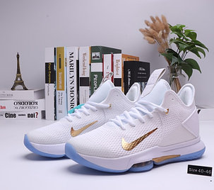 "Nike LeBron Witness 3 ""White"" (40-46), фото 2"