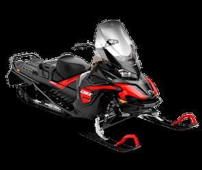 Снегоход 59 Ranger STD 600 EFI Черно-красный 2021