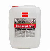 Дезинфицирующее средство 5л для рук на спирту спрей Ecosept S, фото 1