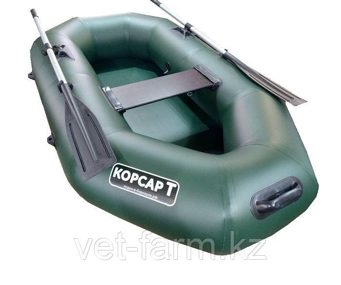 Лодка Корсар Т220 гребная
