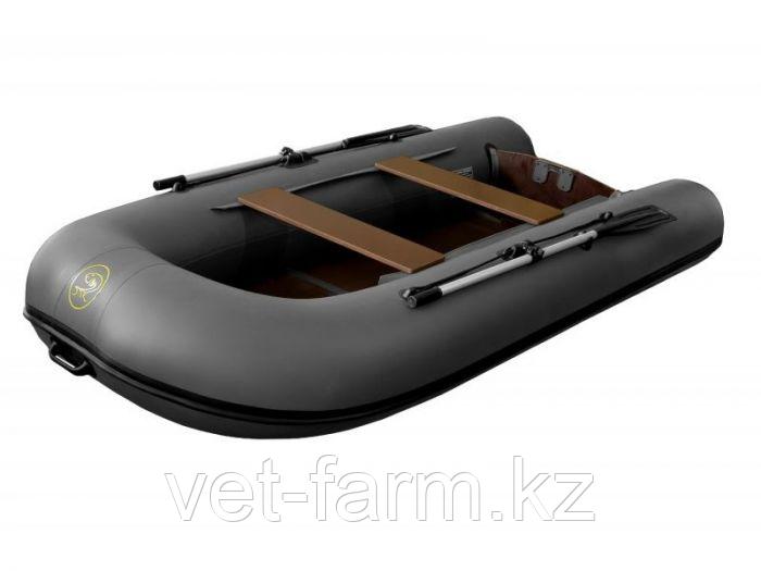 Лодка надувн. BoatMaster 310Т моторная (серый)