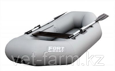 Лодка надувн. Fort 240 серый