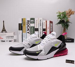 "Кроссовки Nike Air Max 270 ""PinkyWhite"" (36-45), фото 2"