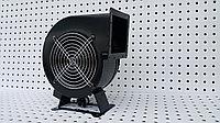 Вентилятор в спиральном поворотном корпусе