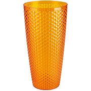 """Ваза для цветов """"Мозаика"""" (люкс), Оранжевый, М5609"""