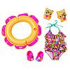 Zapf Creation Baby born 825-891 Бэби Борн Одежда для пляжного отдыха