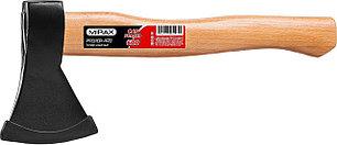 Топор кованый с деревянной рукояткой 600 гр, MIRAX