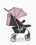 Коляска Happy Baby Eleganza V2 Pink, фото 3