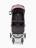 Коляска Happy Baby Eleganza V2 Pink, фото 5