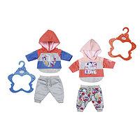 Zapf Creation Baby born 826-980 Бэби Борн Цветочные костюмчики (в ассортименте)