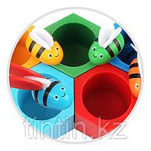 Развивающая игрушка - Пчелиный улей, фото 2