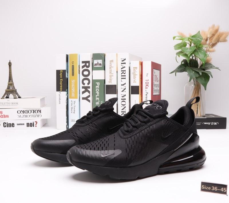 "Кроссовки Nike Air Max 270 ""Black"" (36-45)"