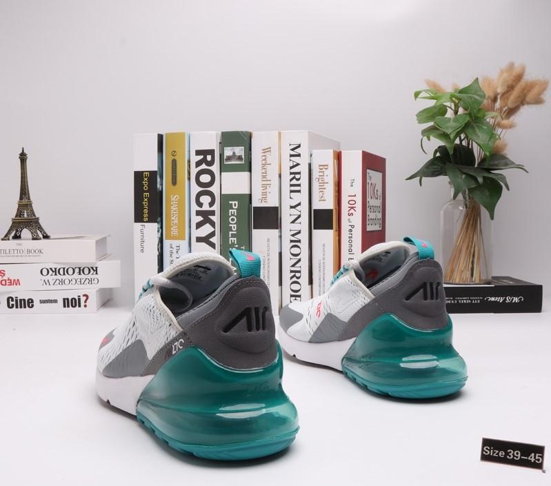 """Кроссовки Nike Air Max 270 """"Aquamarine"""" (39-45) - фото 2"""
