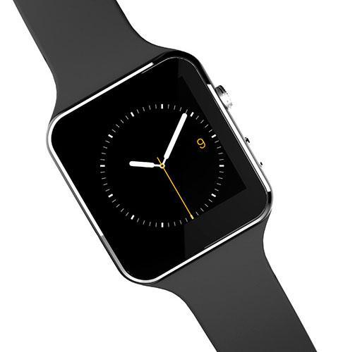 Умные часы смарт + Камера, СИМ и ФЛЭШ карта, smart watch X6 - Bluetooth, flash, sim, Android, ios - фото 4