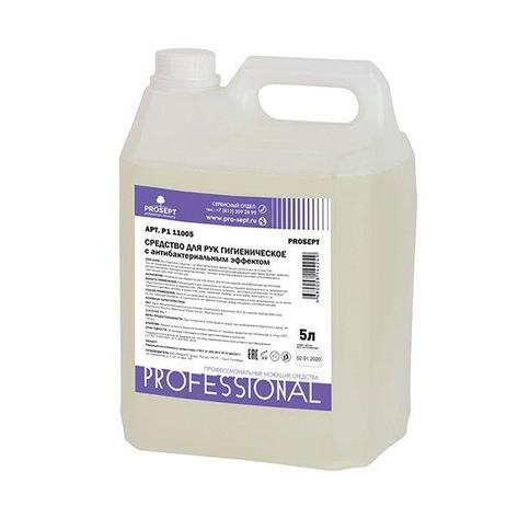 Средство для рук гигиеническое с антибактериальным эффектом  PROSEPT , 5л, фото 2