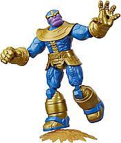 Танос фигурка 15 см Bend&Flex Hasbro