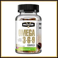 MXL. Omega 3-6-9 Сomplex 90 softgels