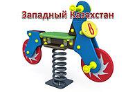 Детские игровые площадки, Качели на пружине «Мотоцикл-2020»