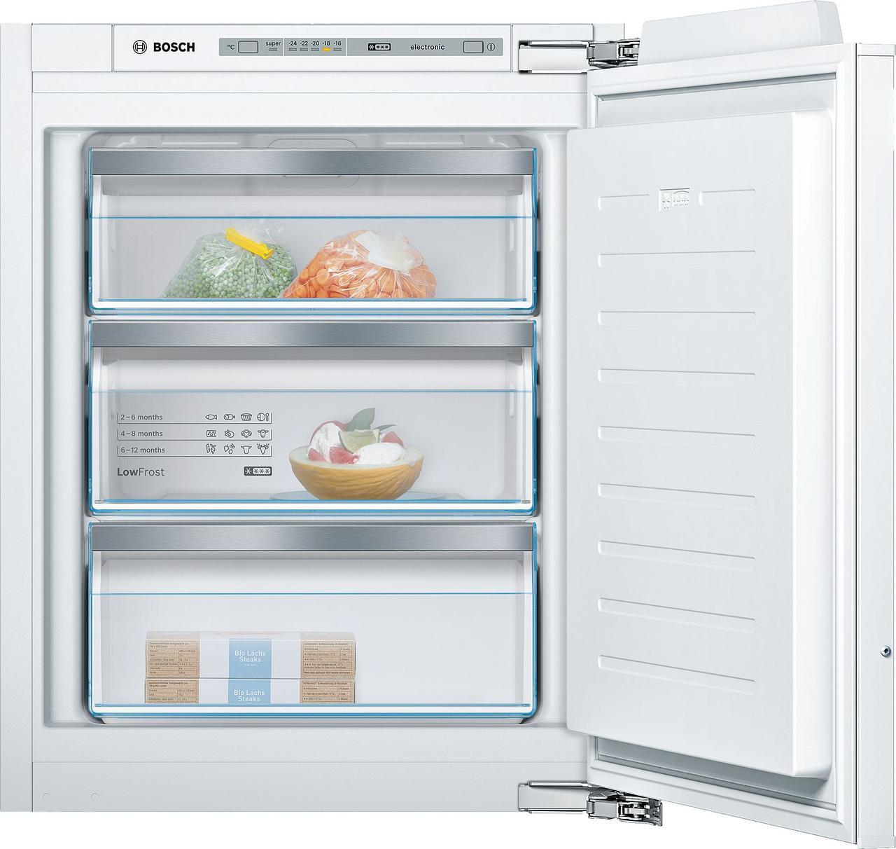 Serie | 6 Встраиваемый морозильник Bosch 71.2 x 55.8 cm GIV 11AF 20R