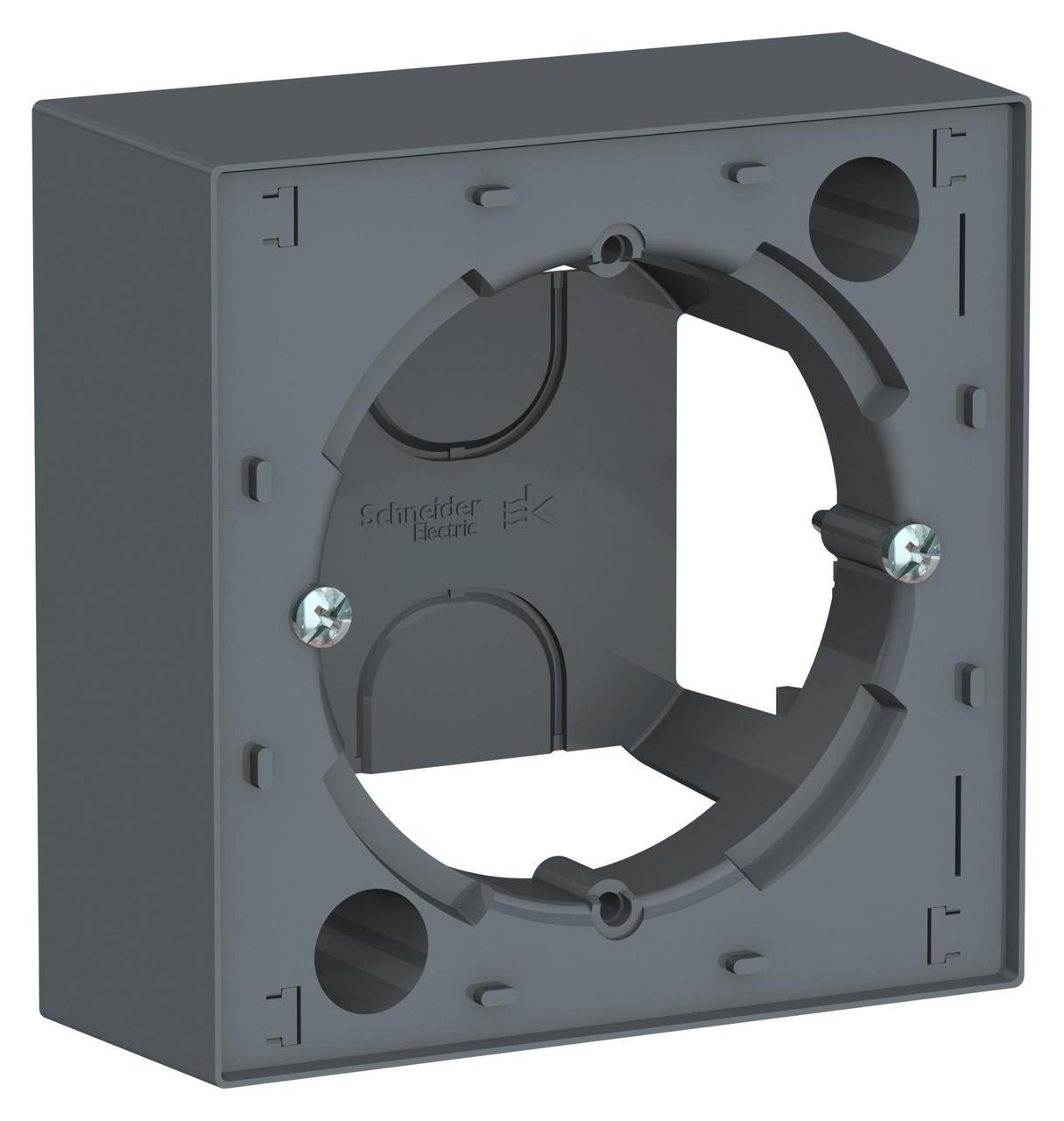 Рамка подъемная 1-ая , Грифель, серия Atlas Design, Schneider Electric