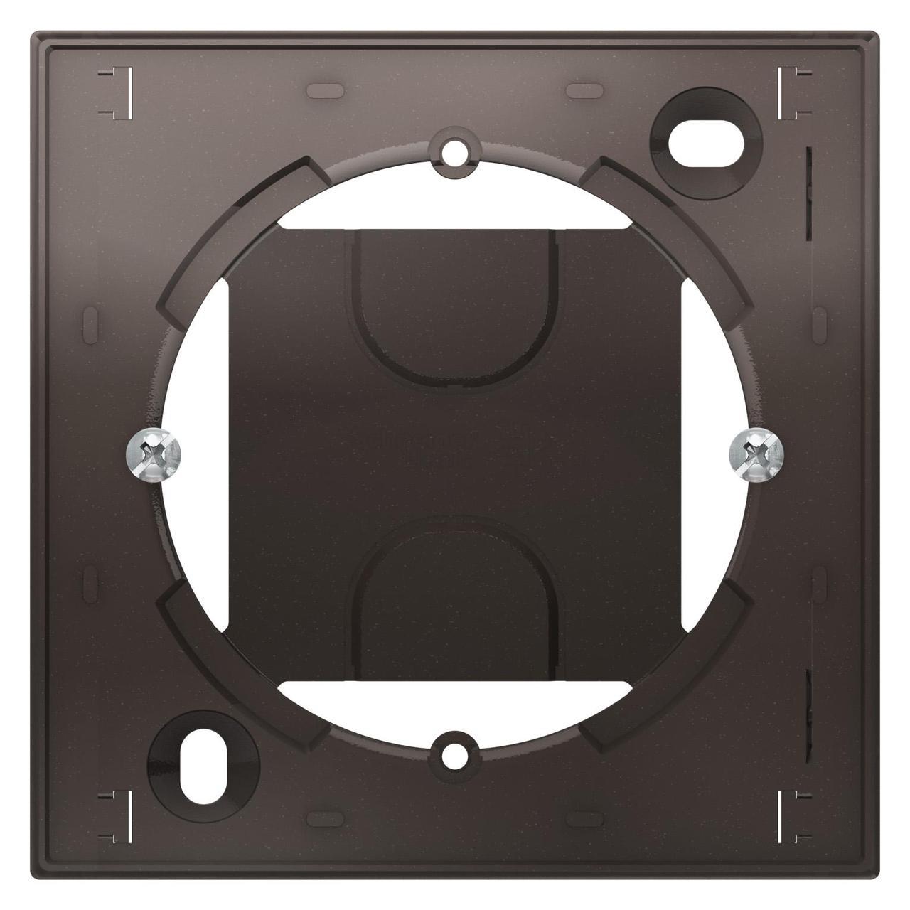 Рамка подъемная 1-ая , Мокко, серия Atlas Design, Schneider Electric