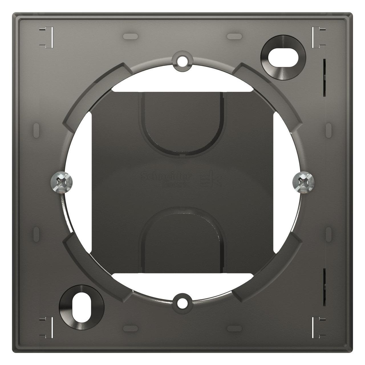 Рамка подъемная 1-ая , Сталь, серия Atlas Design, Schneider Electric