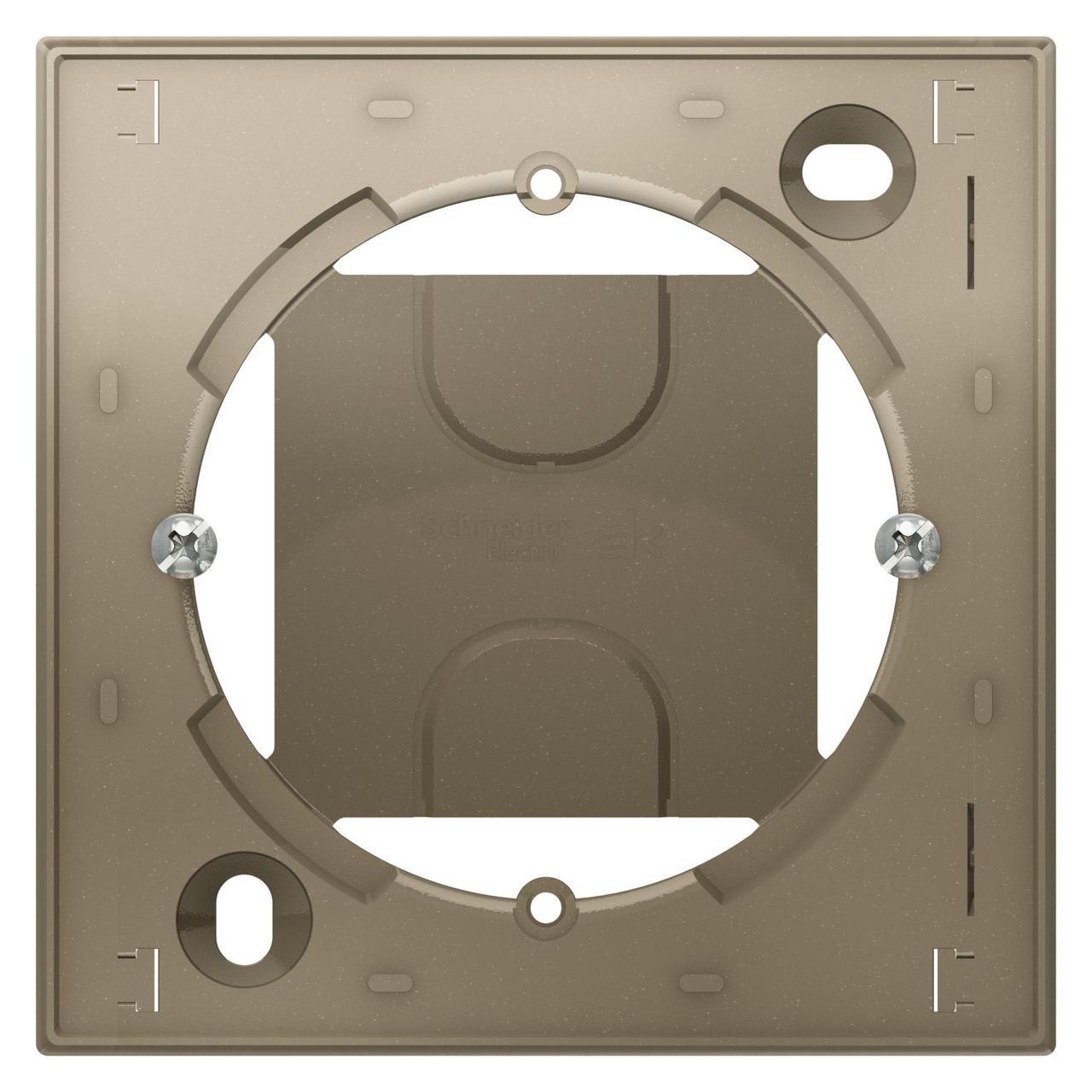 Рамка подъемная 1-ая , Шампань, серия Atlas Design, Schneider Electric