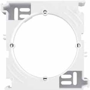 Рамка подъемная для накладного монтажа с 2-ой, 3-ой, 4-ой и 5-ой рамками, Белый, серия Sedna, Schneider