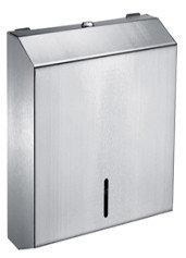 Диспенсер GL423 для Z полотенец удлиненный (металлический)