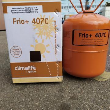 Фреон R407С Frio+ Бельгия (хладон, хладагент)