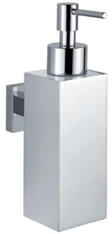 Дозатор для мыла GL414 квадратный