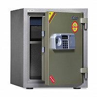 Огнестойкий сейф Booil TOPAZ BST-530W с лотком, с электронным и ключевым замками