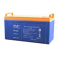 Аккумуляторная батарея SVC VP1280 12В 80 Ач, фото 1