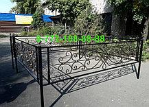 Кованые оградки №48, фото 3