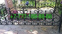 Оградка кованая №49, фото 2