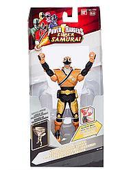 Ban Dai Power Rangers Самурай 16см в доспехах с функцией поворота.