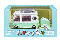 Игровой набор: Микроавтобус для кемпинга BT21, фото 1