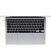 MacBook Air 13-inch 1.1GHz quad-core 10th-generation Intel Core i5 processor, 512GB - Space Gray, фото 2