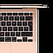 MacBook Air 13-inch 1.1GHz quad-core 10th-generation Intel Core i5 processor, 512GB - Gold, фото 3