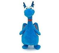 Мягкая игрушка дракон Стаффи из м/ф Доктор Плюшева McStuffins Stuffy
