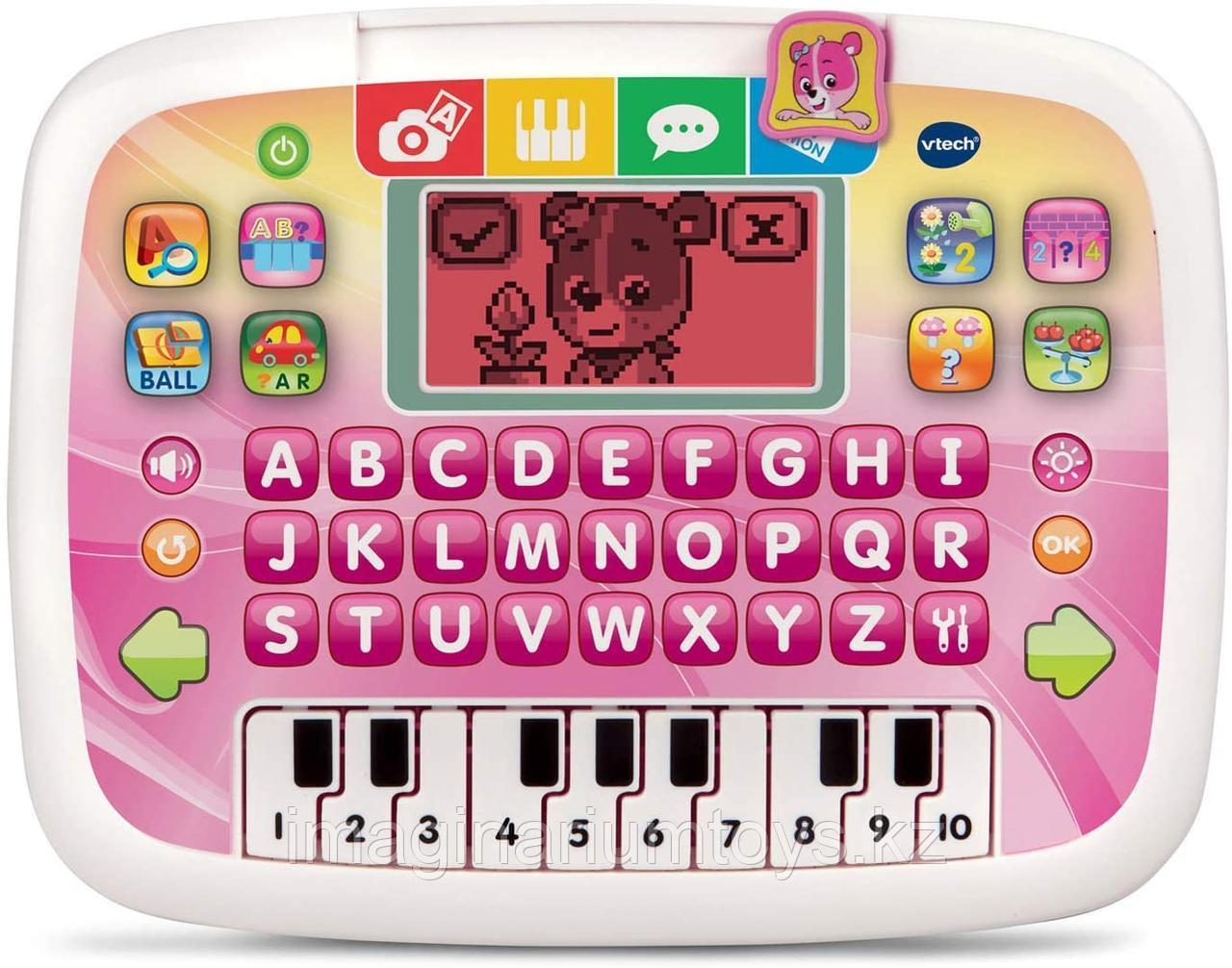 Обучающий игровой планшет VTech, розовый цвет