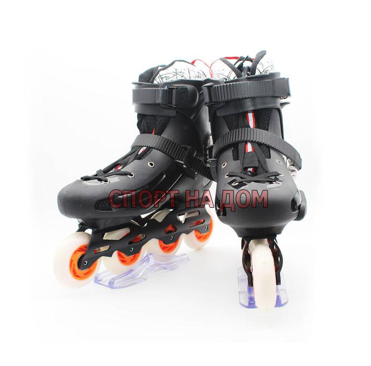 Роликовые коньки для фрискейта MIQI SKY ROLLERS (размер 39) - фото 2