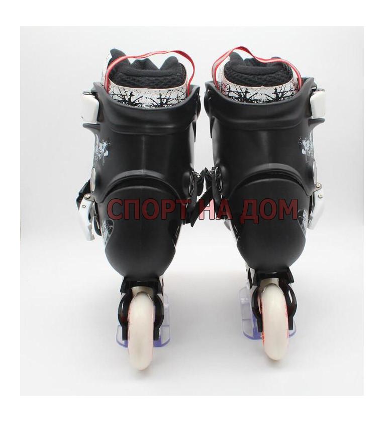 Роликовые коньки для фрискейта MIQI SKY ROLLERS (размер 39) - фото 3