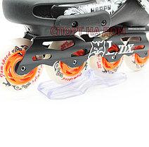 Роликовые коньки для фрискейта MIQI SKY ROLLERS (размер 42), фото 2