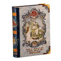 Чай чёрный рассыпной Праздничная коллекция Зимняя книга, Том I Синий Tea Book, Volume I- Blue, 75гр Basilur