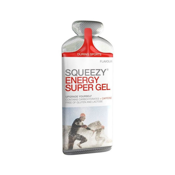 Squeezy  Energy Super Gel