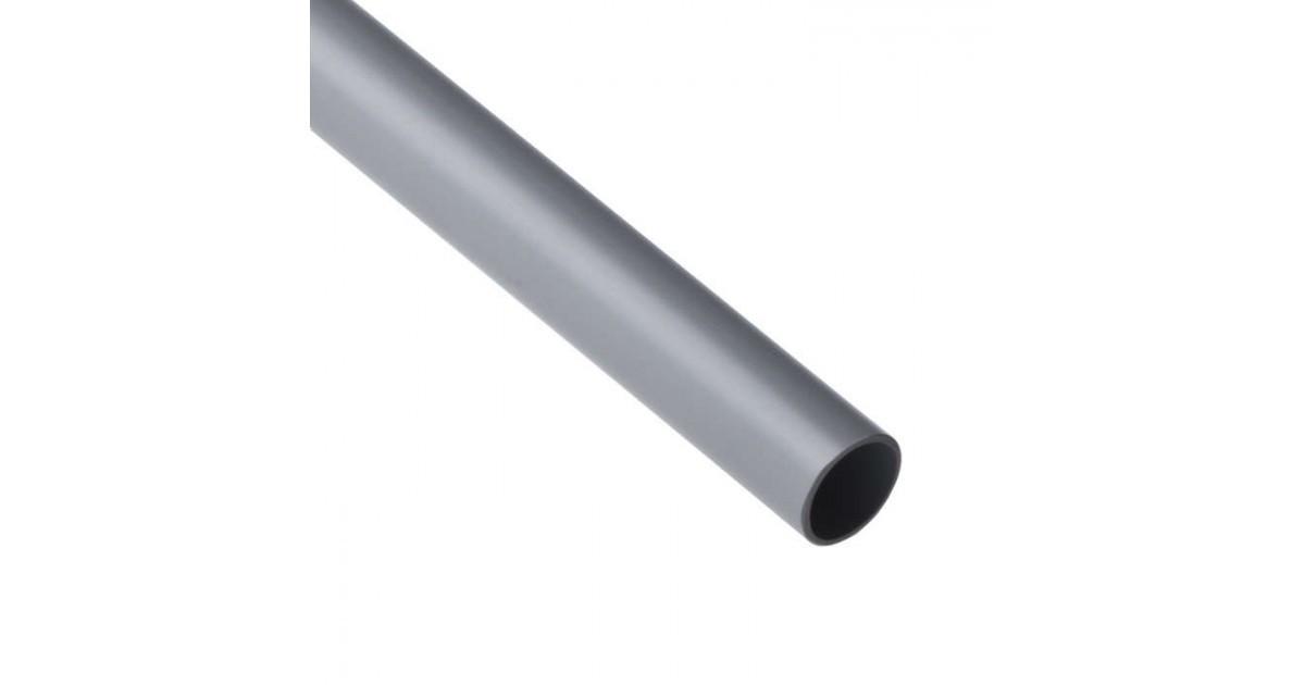 Труба гладкая ПВХ жесткая 25мм (111/120)